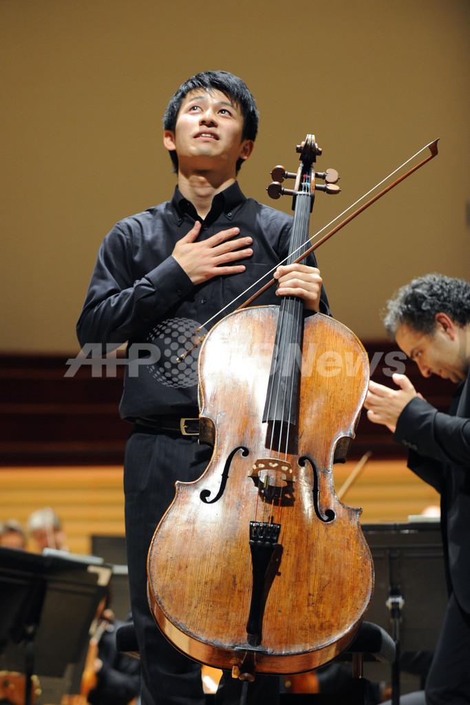 チェロの国際コンクールで宮田大さんが優勝