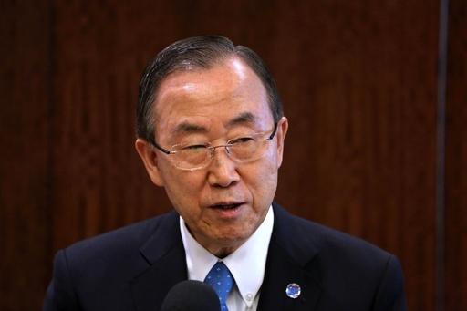 「シリア内戦の死者10万人以上」 国連事務総長、平和会議の早期開催訴え
