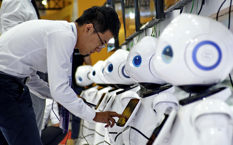 中国のロボ生産、世界の38%超 質の高い発展の動力