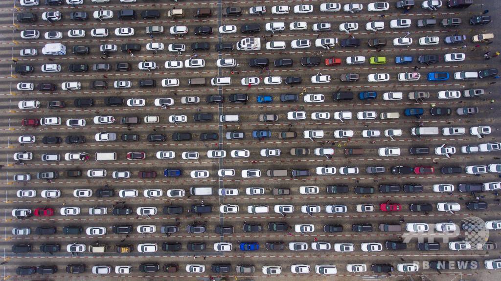 化石燃料車の販売を2030年までに全面禁止 中国・海南省