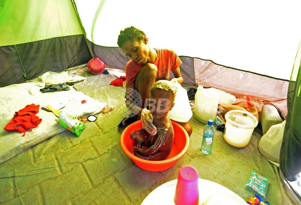 コレラの死者数284人に、国連「終息」への楽観視を否定 ハイチ