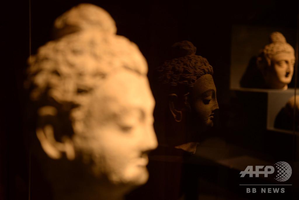 イラク・アフガンで盗まれ英国で押収された文化財、返還へ 大英博物館