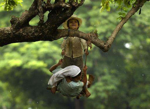エルサルバドル、農家の日常