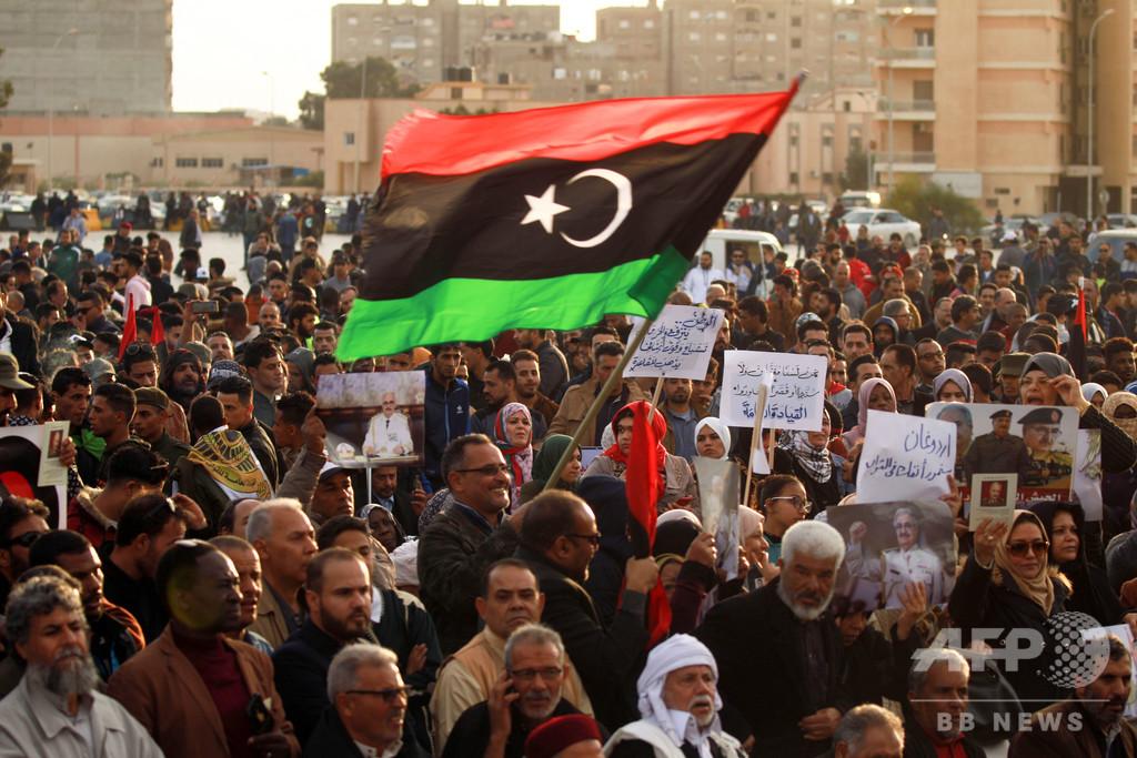リビアへの軍事支援めぐり、トルコとフランスが非難の応酬