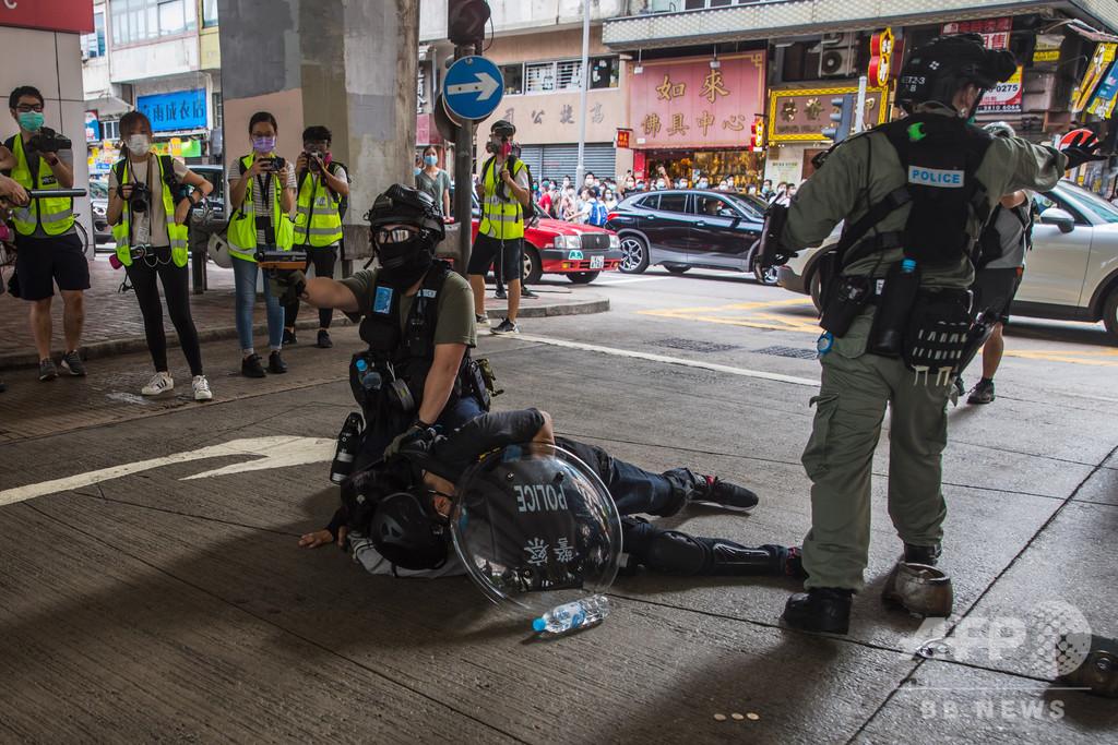 豪、香港市民に「避難場所」の提供検討 対中緊張悪化は必至