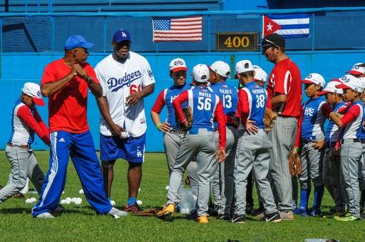 MLBとキューバの移籍協定無効に、連盟への支払い問題視 米政府