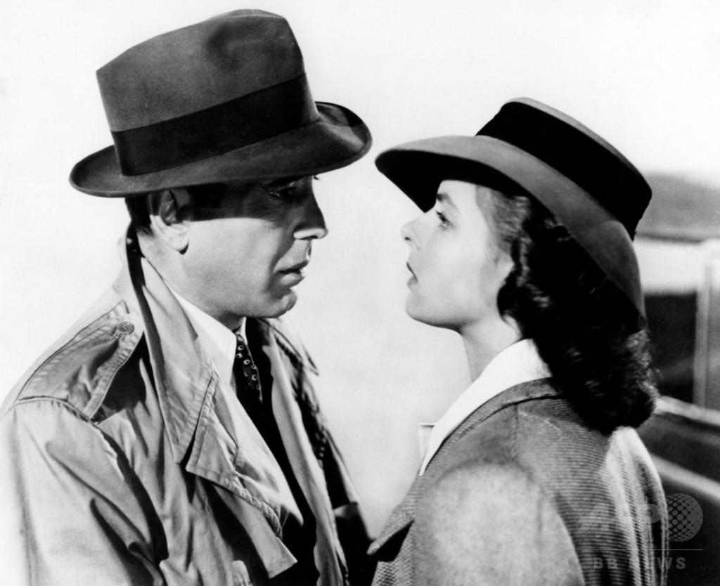 「君の瞳に乾杯」、映画『カサブランカ』公開75周年
