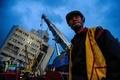 「手抜き工事」横行の過去、改めて浮き彫りに 台湾地震