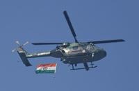 動く組み体操? インドで「軍隊の日」 結成70年祝う