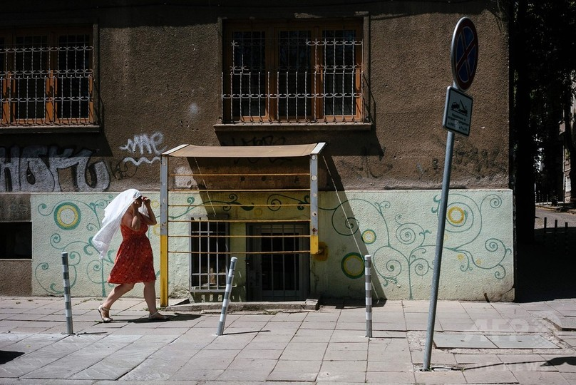 ブルガリア、猛暑で5人死亡 気温44度の地域も