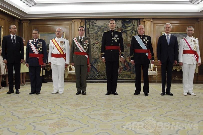 新国王即位のスペイン王室、特異な5つのエピソード