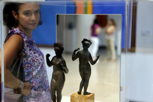 【今日の1枚】美術館は希望の印 レバノン