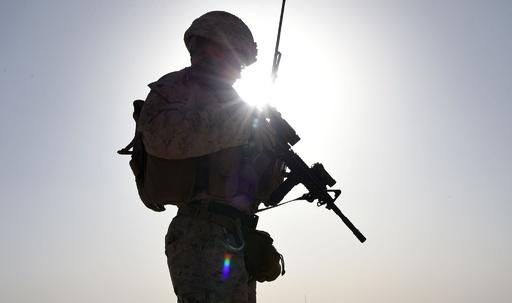 米政権、アフガン駐留米軍4000人撤収を今週発表か 報道