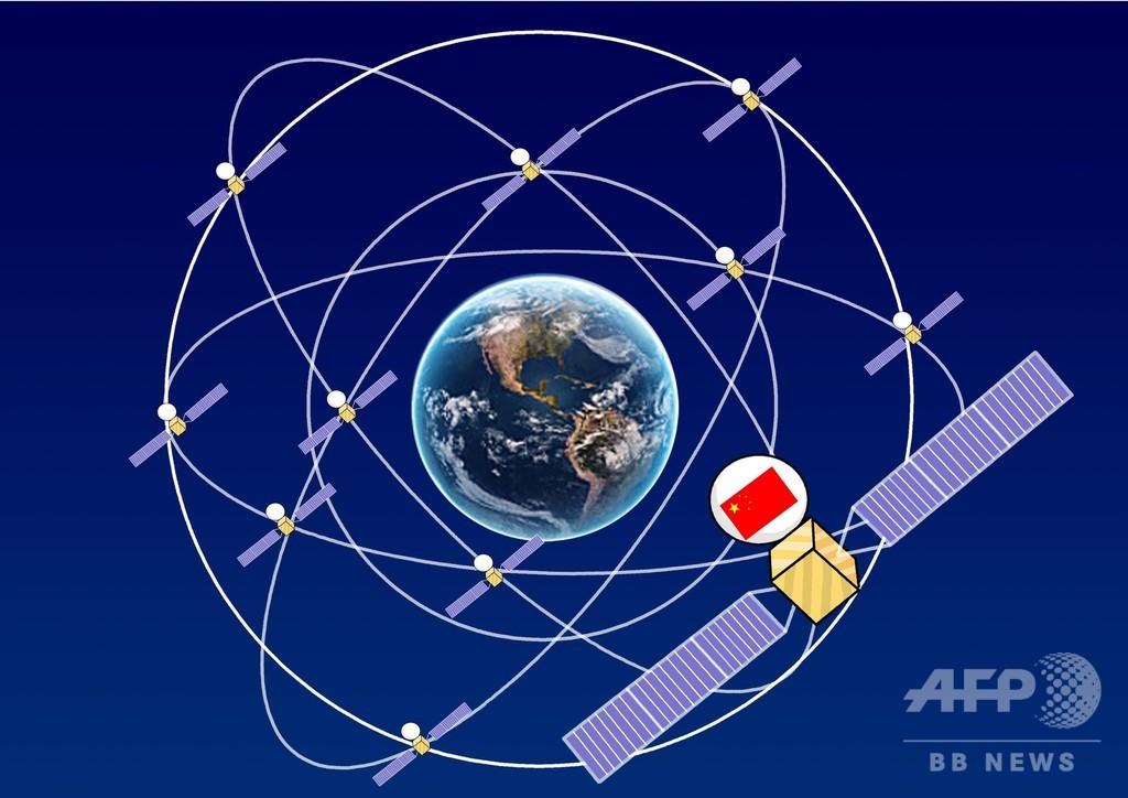中国、8~10基の北斗測位衛星の打ち上げを計画 2019年中