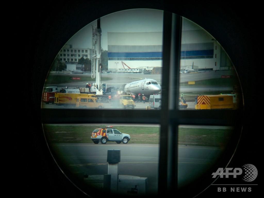 ロシア旅客機炎上、操縦士ミスを視野に捜査か 報道