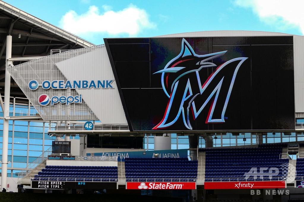 マーリンズで再び陽性者か、リーグはダブルヘッダー短縮を検討 報道