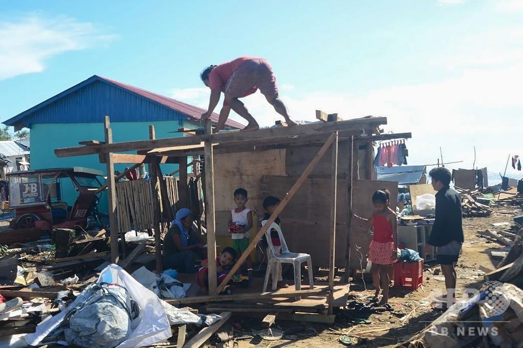 クリスマス直撃の台風29号、死者41人に フィリピン