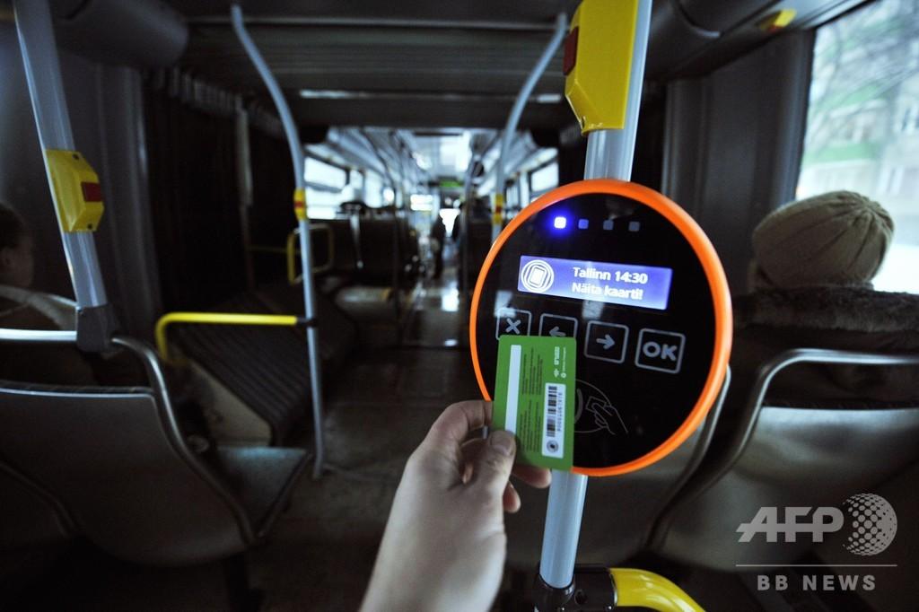 エストニア、全国規模でバス無料化 地方活性化とエコ目指す