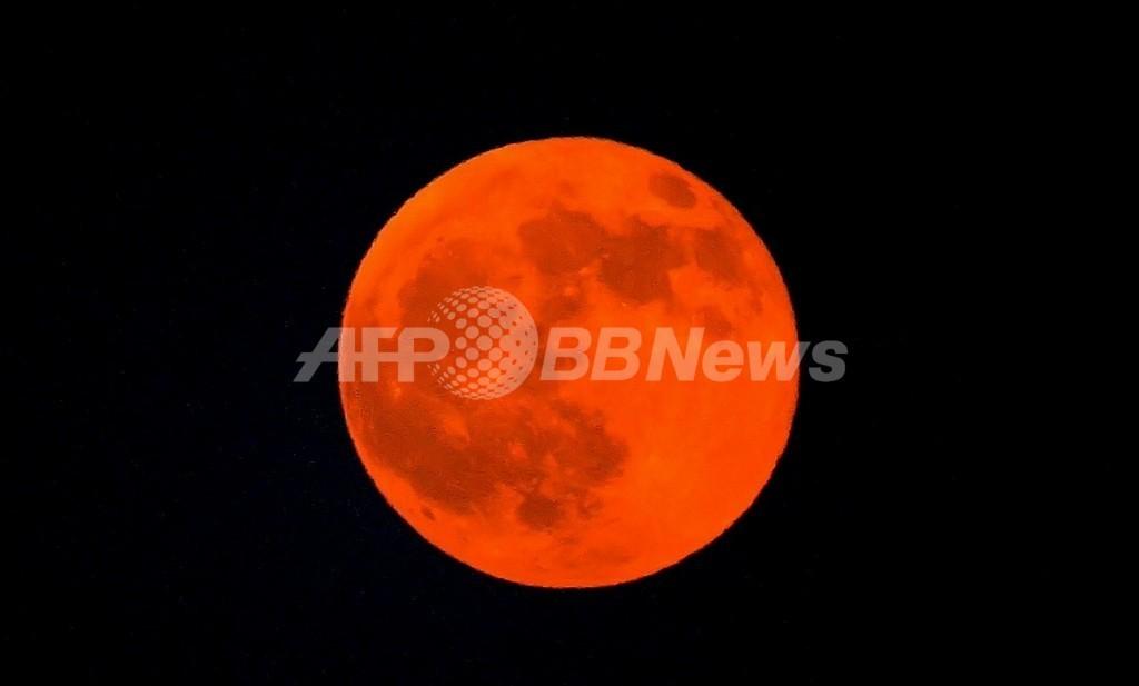 20日夜から西半球の空で皆既月食ショー