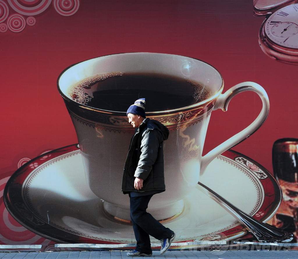 カフェインで記憶力が向上、米研究