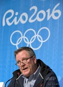 ロクテら競泳選手の「強盗被害」は虚偽、米国五輪委員会が謝罪