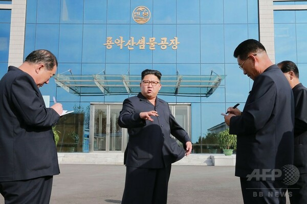 日米韓、核・ミサイル厳戒=北朝鮮の党創建記念日