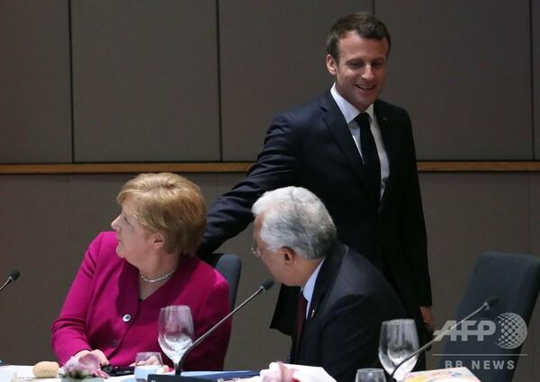 仏独首脳、次期欧州委員長の人選めぐり対立