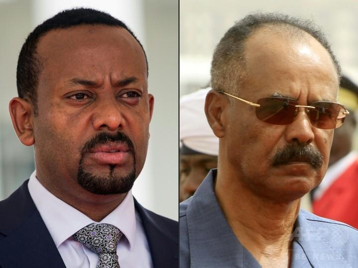 エチオピアとエリトリア、国交正常化へ 20年の対立に終止符
