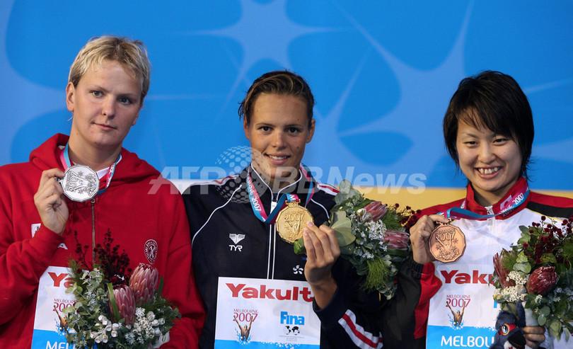 第12回世界水泳選手権>競泳、女...