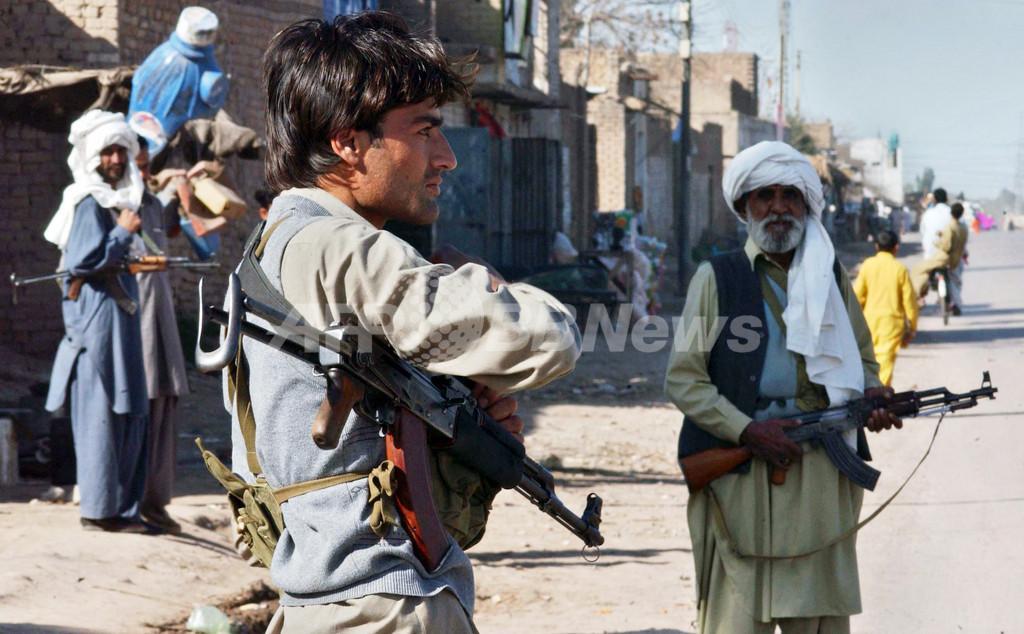タリバン、音楽ソフトやDVDの販売店を爆破 パキスタン北西部