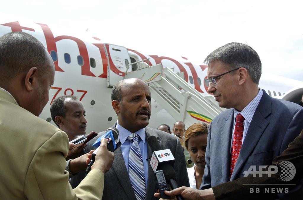エチオピア航空CEO、ボーイングに対する「信頼」を表明