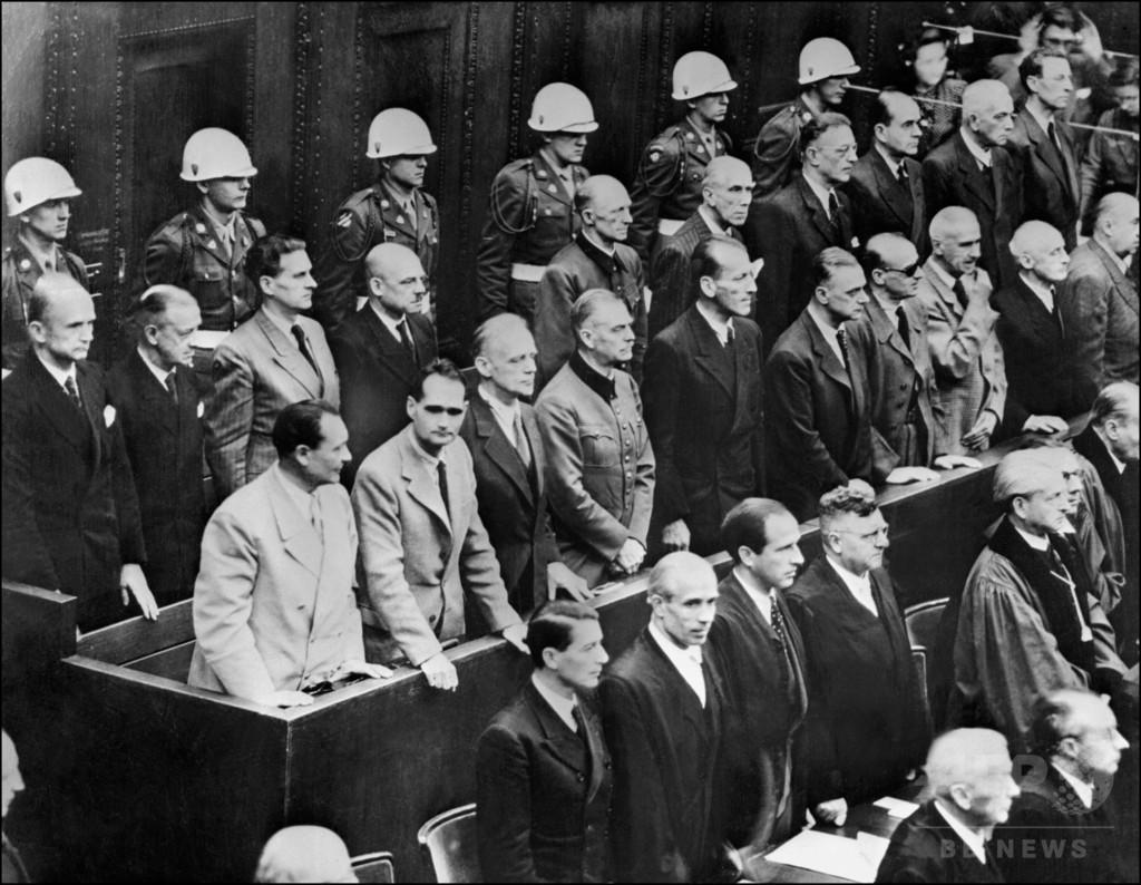 戦後ドイツ司法省職員の7割超は元ナチス党員 戦犯かばう 研究