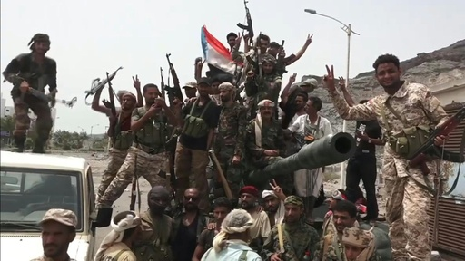 動画:イエメン南部独立派が大統領宮殿占拠、「内戦の中の内戦」で人道状況悪化の懸念