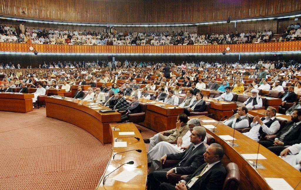 パキスタン議会、新たな頭痛のタネは「ネズミとの戦い」