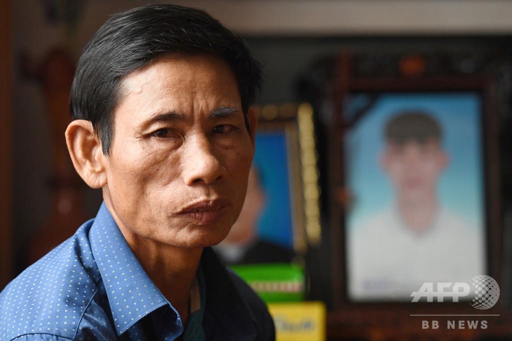 「誰も悪くない」 英トラック遺体事件から1年 ベトナム人遺族の嘆き