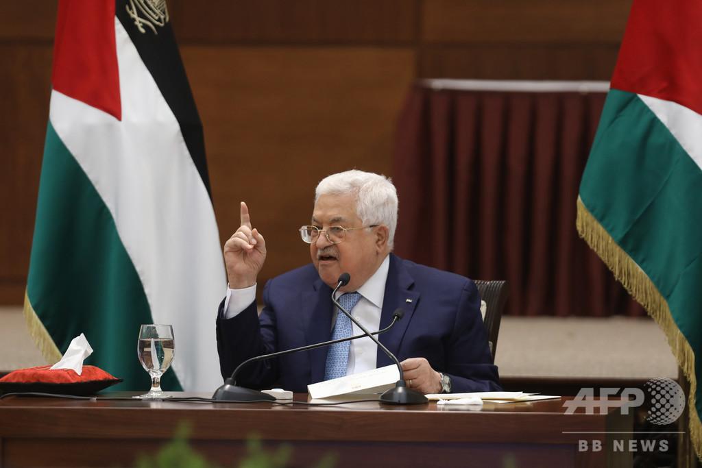 パレスチナが駐UAE代表召還、イスラエルとの国交合意に抗議