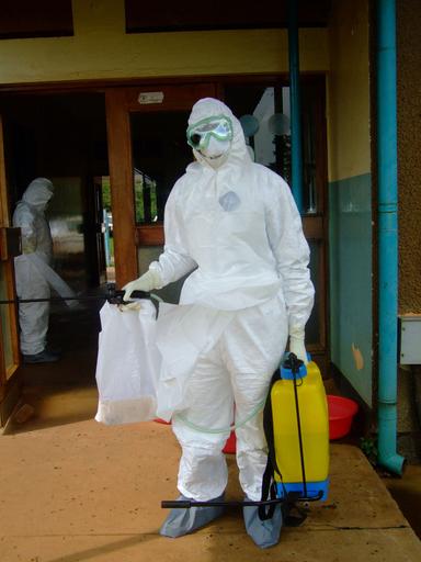 ウガンダのエボラ出血熱、死者15人に