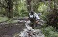 恵まれない若者と退役軍人が一緒に冒険、米国の自然療法
