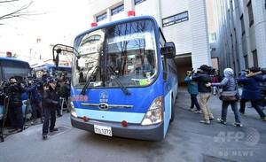 「ナッツ事件」、大韓航空前副社長に懲役1年の実刑判決