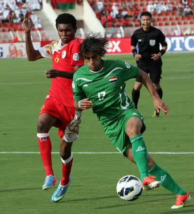 オマーン、イラク下しB組2位浮上 W杯アジア最終予選