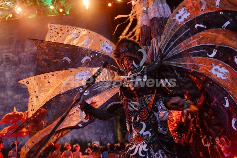 インドネシア・バリ島で文化の祭典