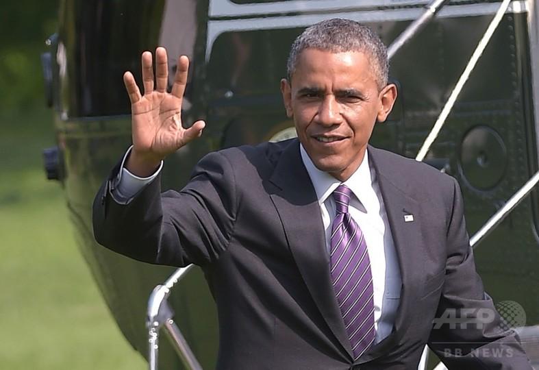 オバマ大統領を提訴へ、米下院が決議案可決