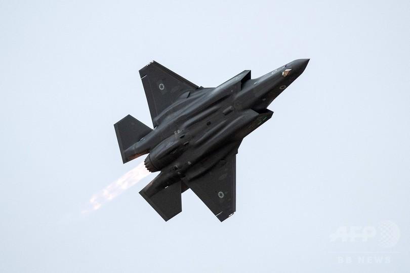 イスラエル空軍、世界で初めてF35戦闘機を実戦に投入