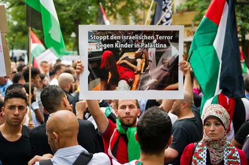 ガザ攻撃でユダヤ人憎悪拡大、 独ユダヤ人団体が非難