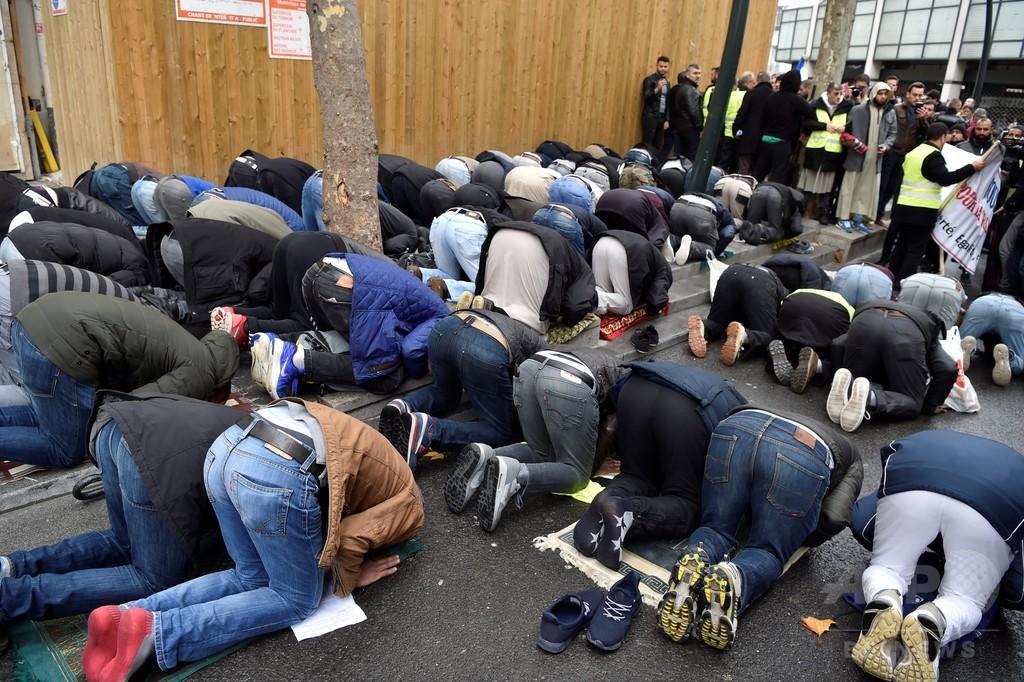 欧州のイスラム教徒人口、今後も急増 移民受け入れ即時停止でも 米研究