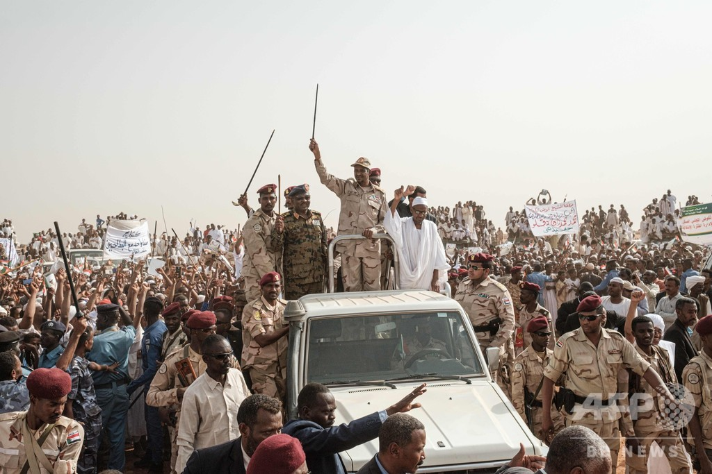 スーダン軍事評議会、AUとエチオピアに民政移管の提案統一を要請