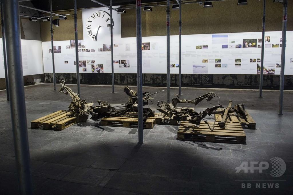 ノルウェー大量殺人事件から4年、政府が展示会開催 反対の声も