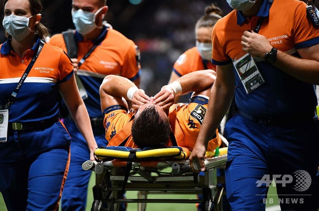 南ア代表ポラード、膝靱帯断裂で南半球対抗戦欠場へ