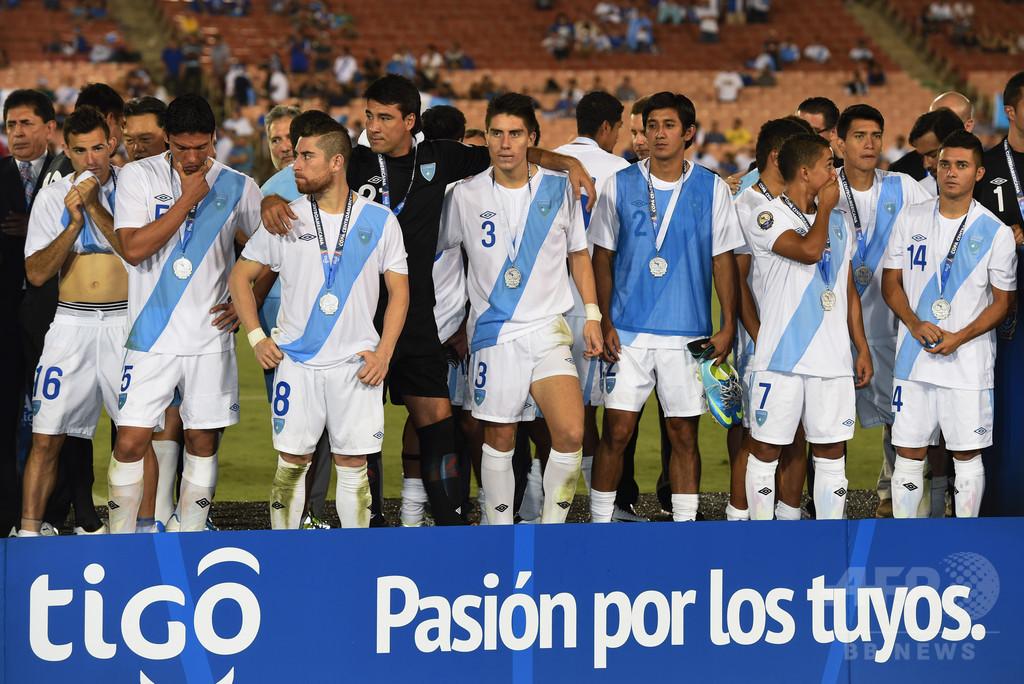 グアテマラのプロサッカー選手が銃撃受け死亡
