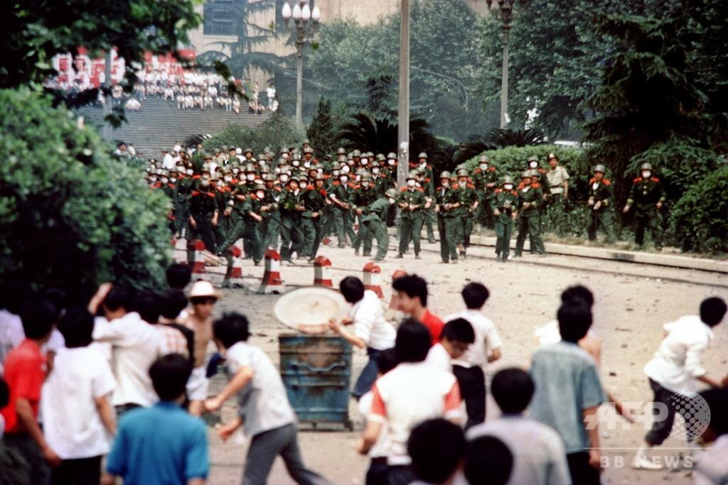 地方都市の「天安門事件」、30年前に起きた中国各地の抗議デモ